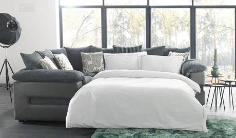 Sofa Beds in Leather and Fabric Sofology