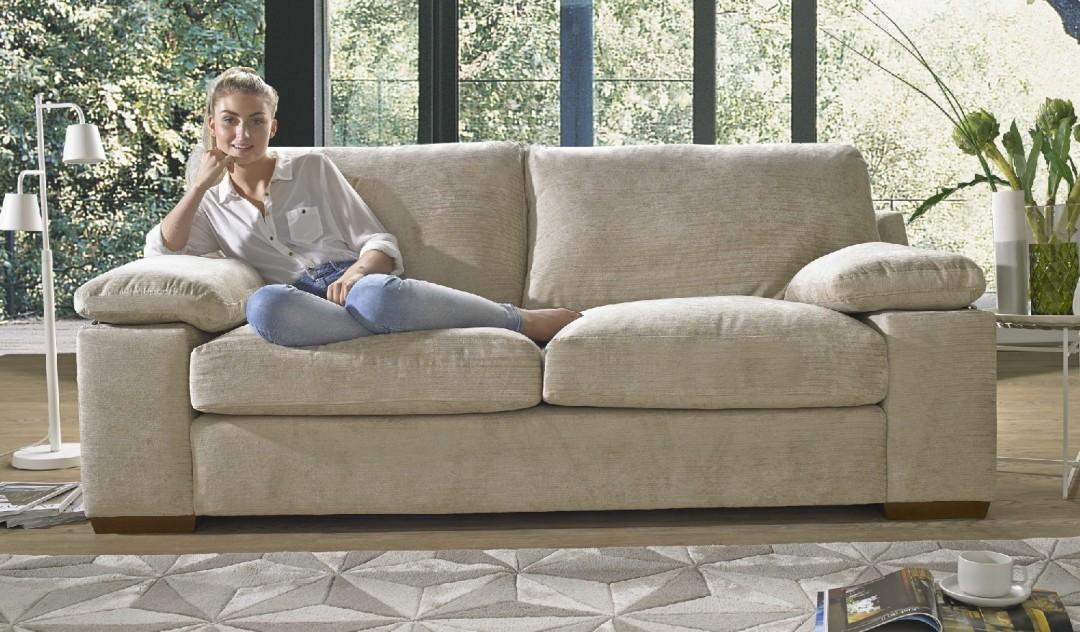Illusion Fabric Sofa Range Sofology