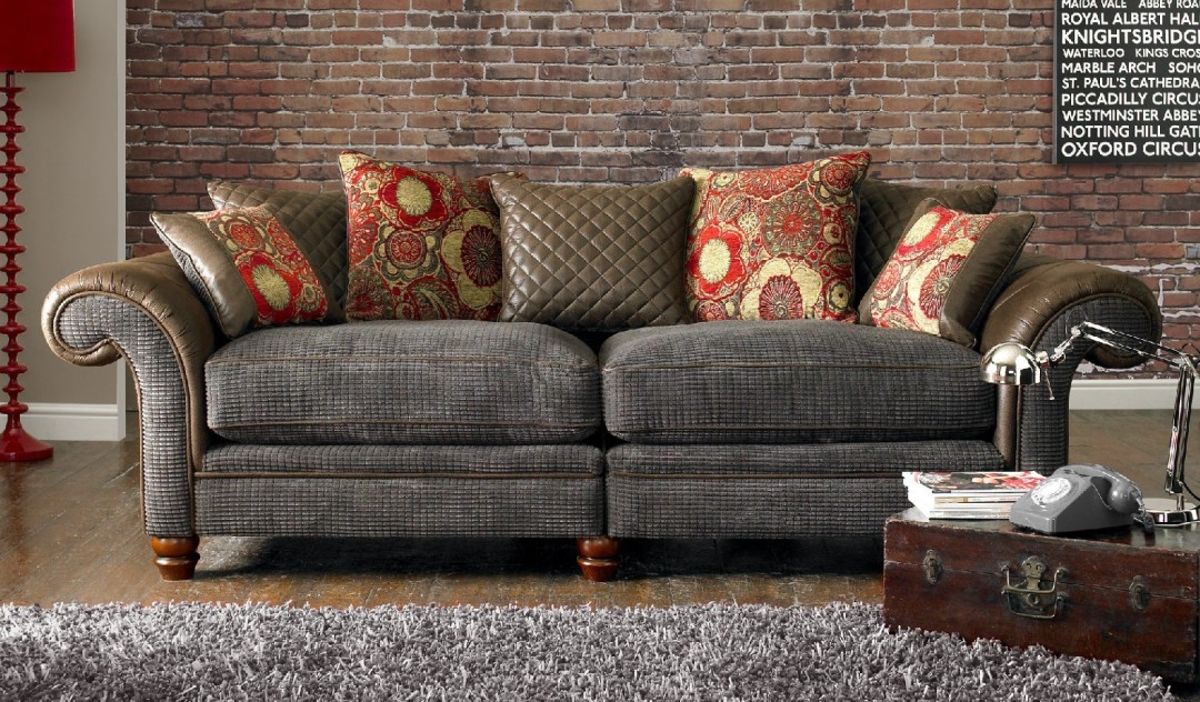 Thorpe Fabric Sofa Range | Sofology